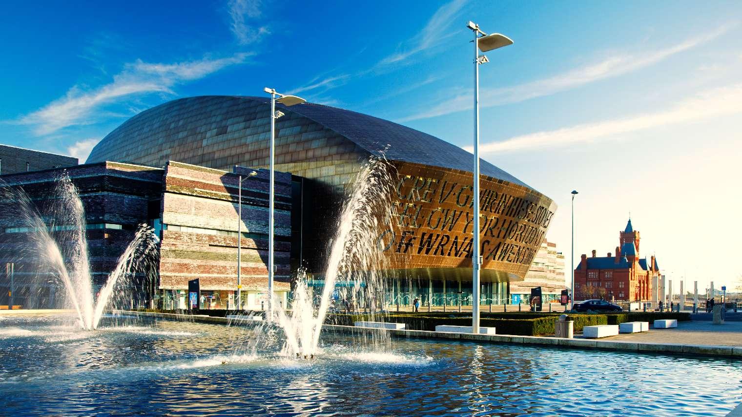 Cardiff, UK