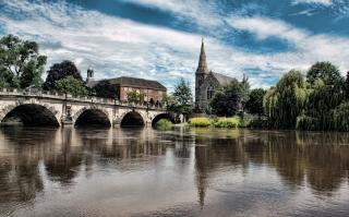 Shrewsbury, UK